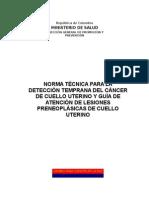 10. Deteccion Temprana Del Cancer de Cuello Uterino