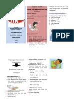 Leaflet Diare Anak