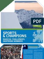 SLOVENIA - Sports And Champions