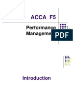 ACCA F5