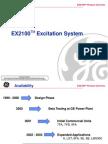 Excitation GE 2100