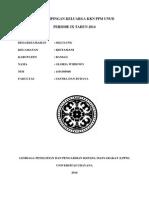 Pendampingan Keluarga Kkn Ppm Unud Periode Ix Tahun 2014