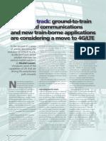 2009 Lte Railway Strategies