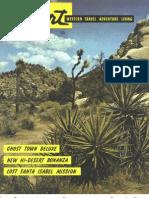 196602 Desert Magazine 1966 February