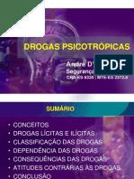 Drogas - Psicotrópicas