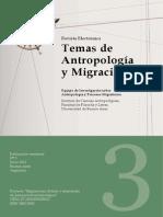 Revista de Migración y Antropología
