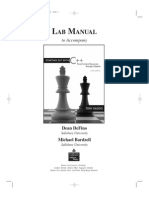 labManual on vc++
