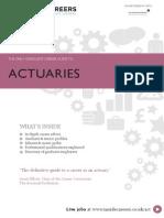 Actuaries 201213