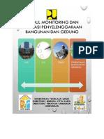 Modul Monitoring Dan Evaluasi Penyelenggaraan Bangunan Gedung
