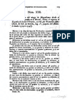 Albo - 1837 - Diario Del Viage de Magallanes Desde El Cabo de S. Agustín, En El Brasil, Hasta El Regreso á España de La Nao Victoria