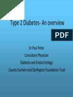 Dr Paul Peter