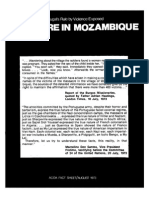 American Committee on Africa -- Massacre in Mozambique