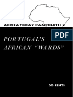 American Committee on Africa -- Portugal's African Wards - A First Hand Report on Labor and Education in Mocambique