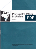 American Committee on Africa -- Portugals Wars in Africa