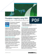 Floodplain Mapping Using ISIS