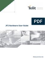 Telit Jupiter JF2 Hardware User Guide r0 | Antenna (Radio