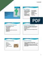 Hudson River Shorlines Framework for Communication and Outreach