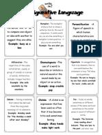 figurative language movie guidelines