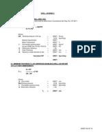 IBR Calculation