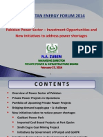 Pakistan Power Sector