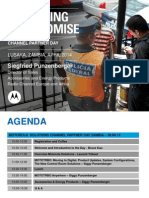 Presentation Zambia Event April 2014 Siggy Punzenberger