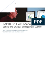 Battery Fleet Management