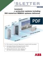 Newsletter 2-8 BBP Achievements