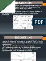 Tecnicas de Estadistica - Regresión