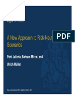 A New Approach to Risk-Neutral Scenarios