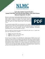 NLMC 2014 Diversity Report