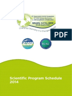ScientificProgramSchedule_iGAC2014