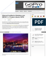 Auditoria Wireless Con WPA