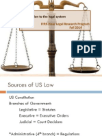 Introduction to Legal System Small Group F2014