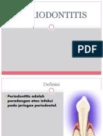 peridodontitis