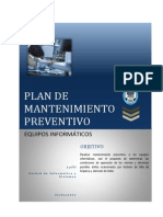 Plan Mant1