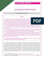 Alexandru Madgearu-Romanii Si Armata Bizantina