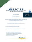 Plan de Trabajo Salida de Campo-trujillo-educación, Uch, 2013, 2
