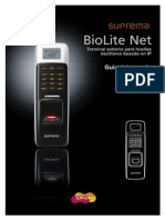 BioLite Net User Guide (Spanish)