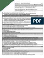 6 Modulo Patologie Mediche Quiz