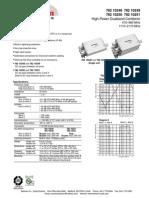 K78210250 High Power Dualband Duplexer