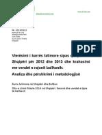 210726230 Barra Tatimore Tax Burden Ne Shqiperi Dhe Ne Ballkan 2014