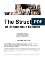 Michael Hall - The Structure of Unctonscious Excuses Id1736468311 Size134
