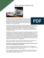 Capítulo 14 - Introdução ao Independent Chip Model - ICM.doc