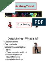 Data Mining Tutorial Complete
