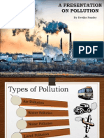 Pollution Ppt Workout