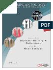 Implant Script 1Implants History Definition