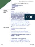 Acórdão Do Tribunal Da Relação de Lisboa_intervenção Principal Provocada_acidente