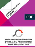 Ediciòn de Imágenes Con Photoscape