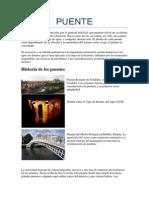 Monografia de Puente