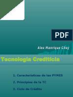 Tecnología Crediticia